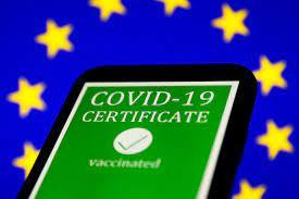 """Вижте как да си извадим """"зелен сертификат"""" след въвеждането на мерките"""